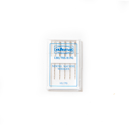 Иглы АКРА для быт./шв. маш. для лайкры и синтетики FG № 70 (5игл)