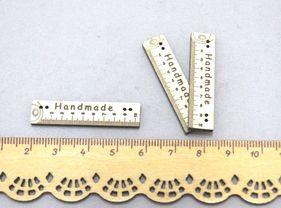 22559 ДЭ Табличка Р-1116 линейка 'Handmade', дерево, 3шт