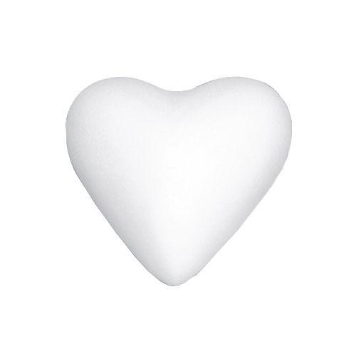 Заготовка для декорирования из пенопласта 'Сердце полное', 5см