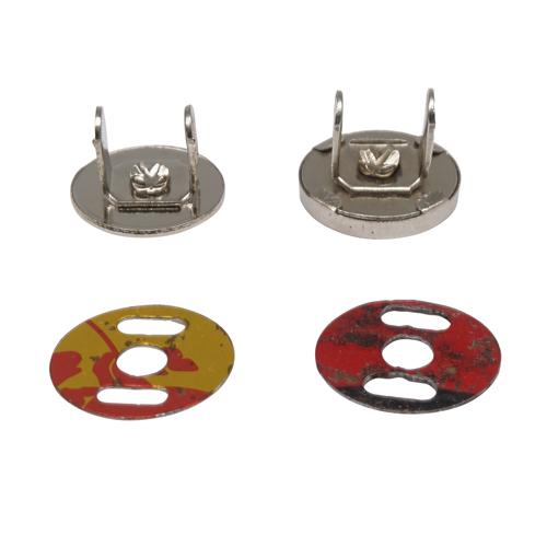 2AS-066 Кнопка магнитная 10мм