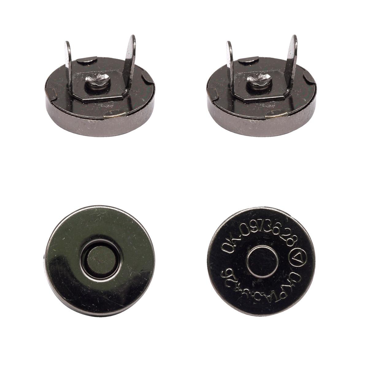 2AS-067 Кнопка магнитная 14мм