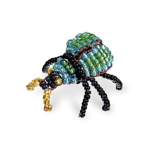 А127 Набор для бисероплетения 'Майский жук'