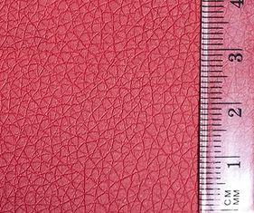 23673 Кожа искусственная 20*30см.,толщ.0,85мм, в уп.2 листа, цв.красный