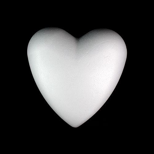 Заготовка для декорирования из пенопласта 'Сердце полное', 15см