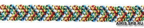 Тесьма эластичная, 8 мм (10*10м) (С1157)