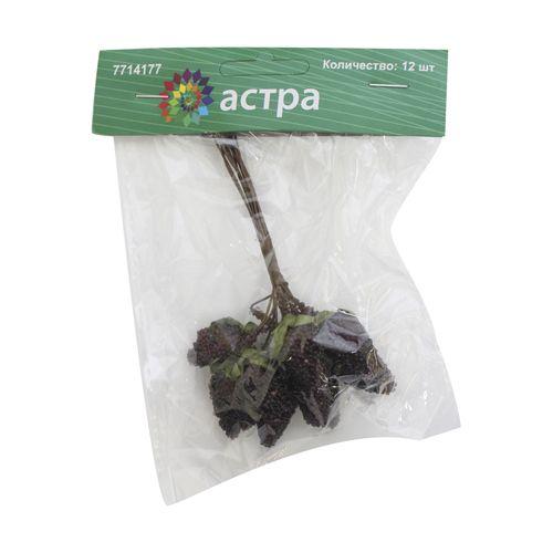 GF14-309 Декоративный букетик 'Ягоды', упак./12 шт., 'Астра'