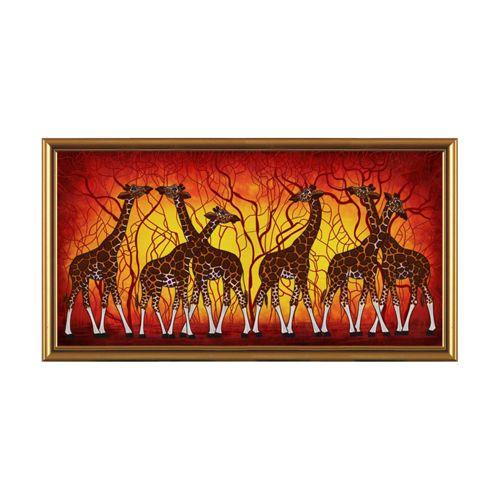 ДК1040 Набор для вышивания бисером 'Нова Слобода' 'На закате', 99x50 см