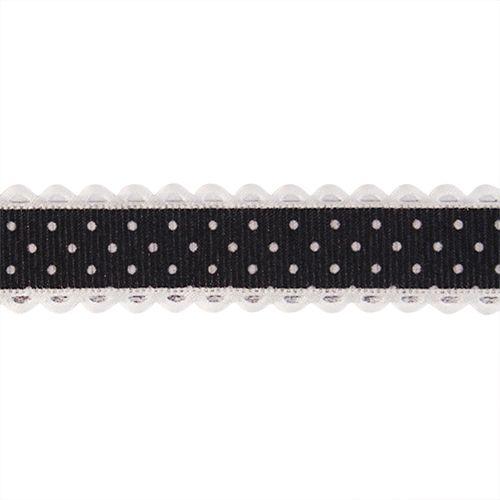YH97 Лента декоративная 'Горох', 20 мм*25 м