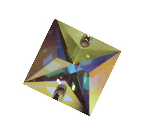 Нашивные кристаллы(камень) 3240/E 16.0мм кристалл с эфф. 1шт. Swarovski