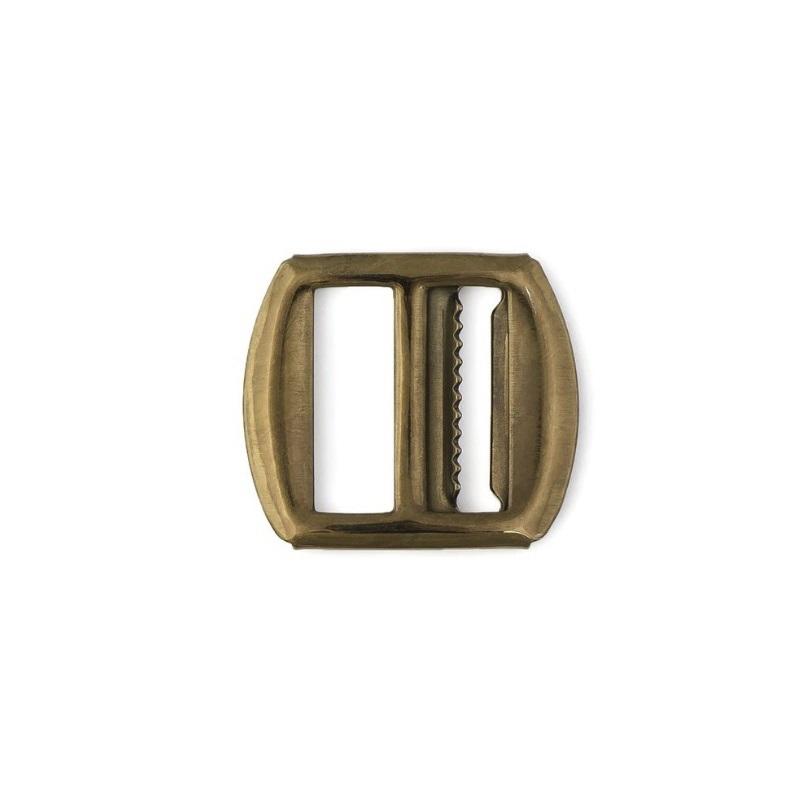 70041 Пряжка регулировочная металл,20мм 692/2 1/2