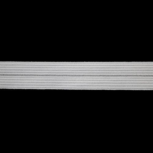 2269-15 Резинка окантовочная 0316/8 20мм*20м белый (Б)