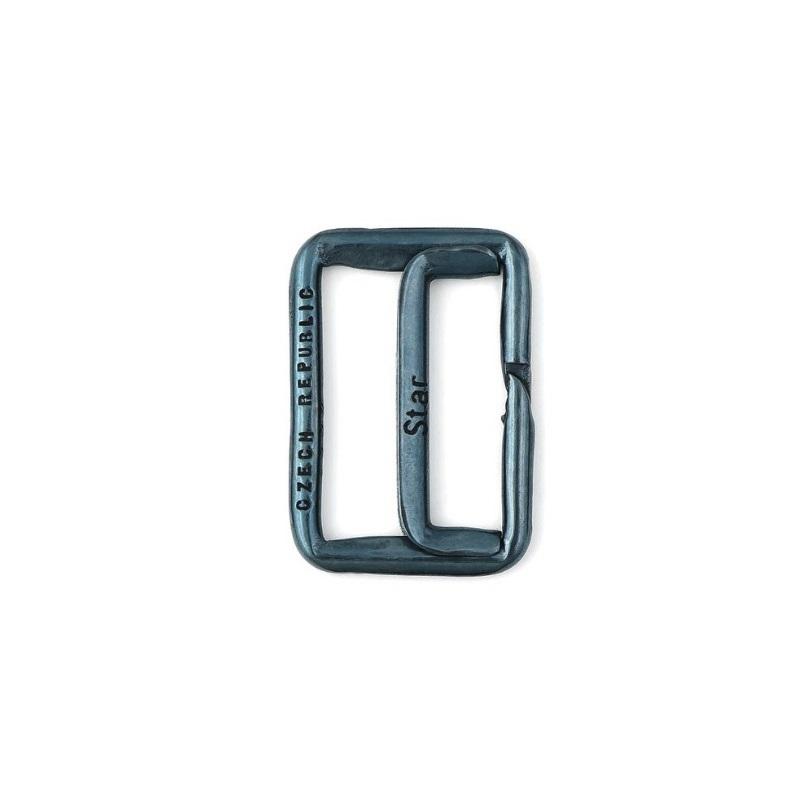 70051 Пряжка регулировочная металл,25мм 999/10