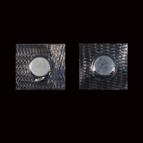 62125 Кнопка магнитная пришивн. 10мм /set комплект