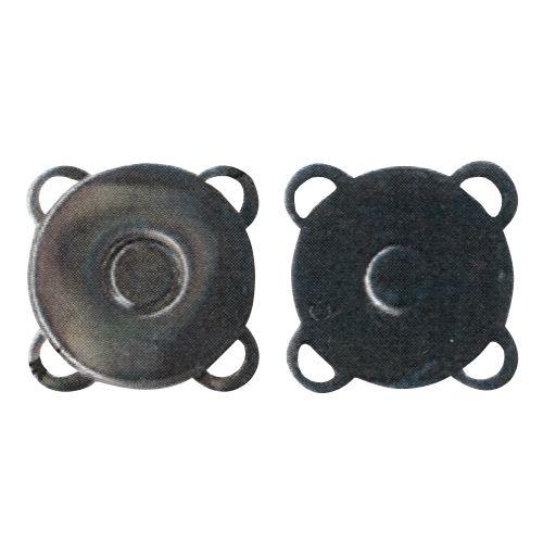 62145 Кнопка магнитная пришивн. 18мм ник.