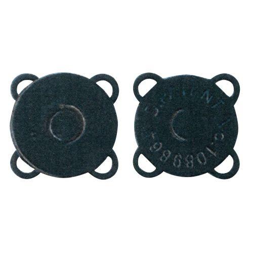 62146 Кнопка магнитная пришивн. 18мм ч.ник.