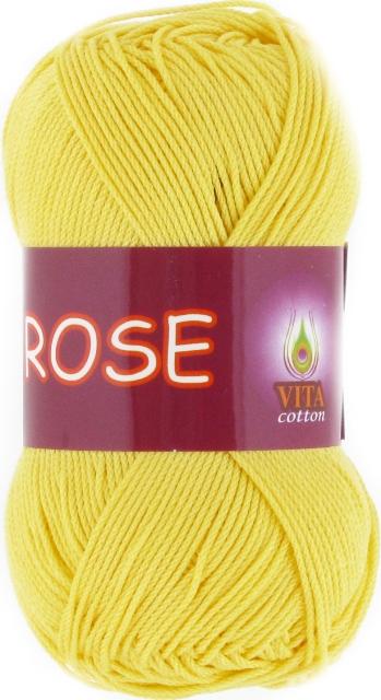 Пряжа Vita 'Rose' 50 гр. 150м. (100% хлопок двойн. мерсериз. )