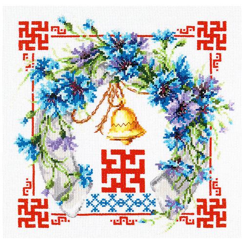 88-07 Набор для вышивания Чудесная игла 'Здоровье и исцеление' 26*26см