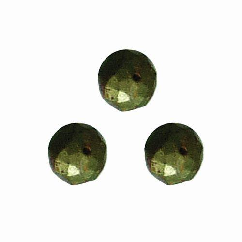 3560 Бусины декоративные, 18*13 мм, упак./11 шт., 'Астра'