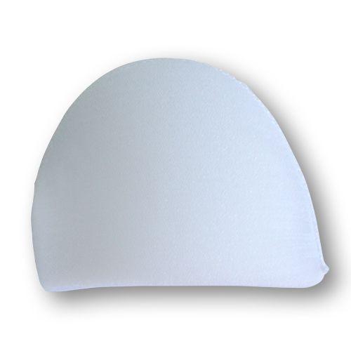 В-14/А Плечевые накладки обшитые, втачные, белый, 14*100*155 мм, Hobby&Pro