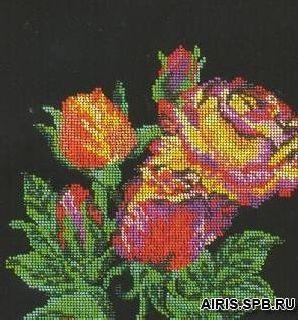 В143 Набор для вышивания бисером 'Грезы Афродиты'