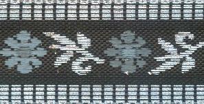 2991 Тесьма жаккардовая, 18 мм*16,4 м, 'Астра'