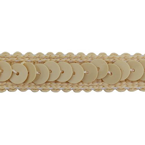 3-006-146 Пайетки на резинке 20м