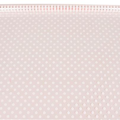 54190 Пленка цветная Бисер 70см белый