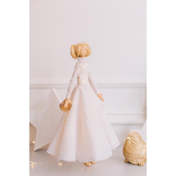 4864351 Мягкая кукла 'Ребекка', набор для шитья 21*0,5*29,7 см