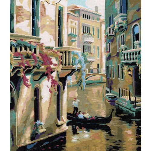 0098 Набор для вышивания Nitex 'Венеция', 38х45 см