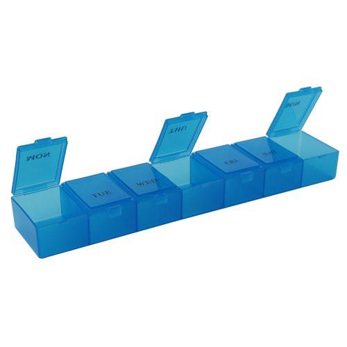 930507 Контейнер для мелочей, 7 секций, 23*4,7*3 см, Hobby&Pro