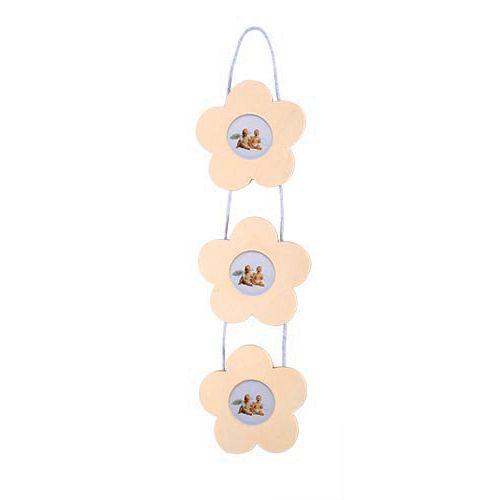 61685023 Рамки для фотографий 'Цветы', 12*12 см, Glorex