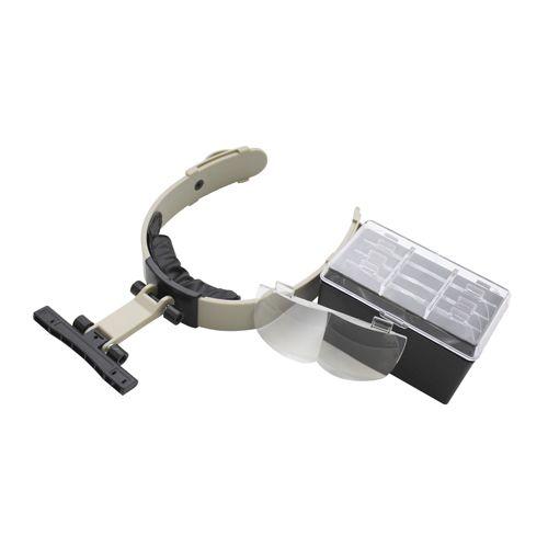 Лупа MG81002-A с креплением на голову