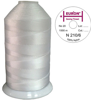 Нитки Euron филамент. 420D/3, 1500м, 100% п/э