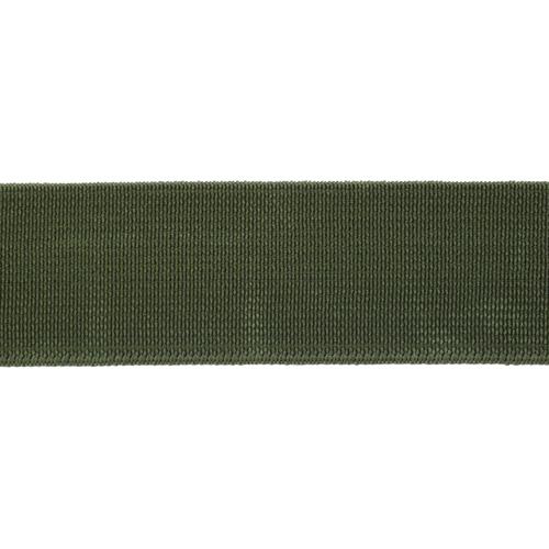 15-3848/9831 Резинка вязаная 25мм*25м оливка
