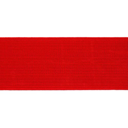15-3850/9743 Резинка вязаная 40мм*25м красный