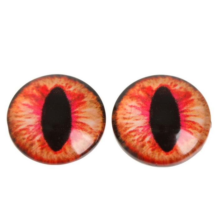 4493803 Глаза, набор 20 шт, размер 1 см