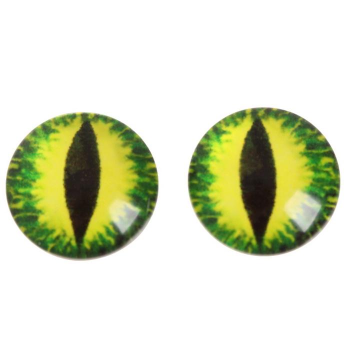 4493813 Глаза, набор 14 шт, 1,4 см
