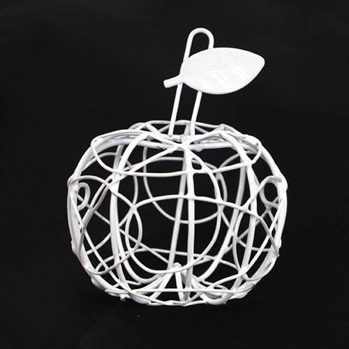 Металлическое яблоко, 8 см