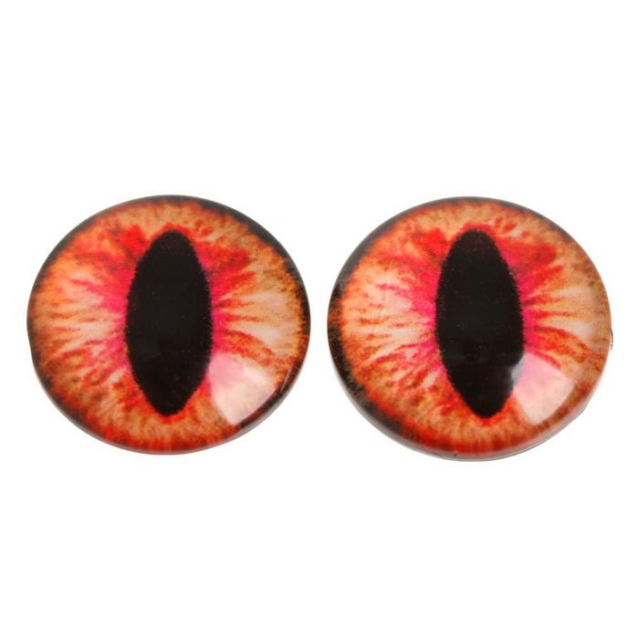 4493815 Глаза, набор 14 шт, 1,4 см