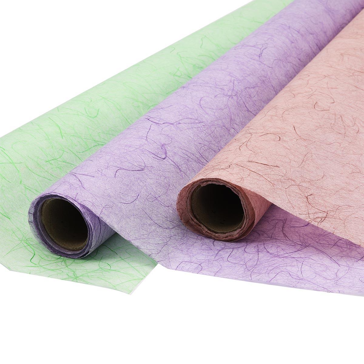 Шелковая бумага Астра креатив, рулон 68 см x 4,57 м