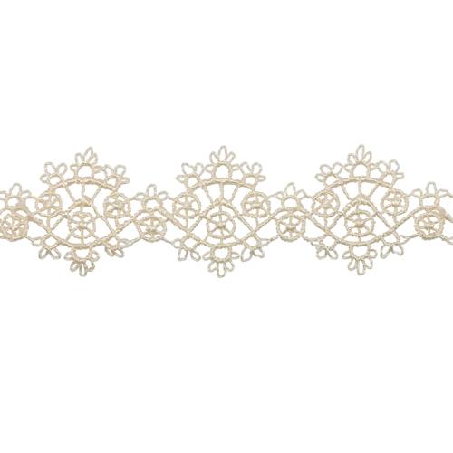 1AS-272-1 Кружево гипюр 20мм*13,72м