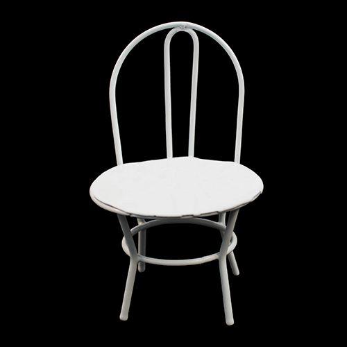 Металлический стульчик, 8*5*5 см