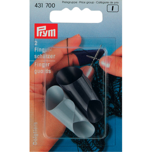 431700 Наперсток для вязания, (пластик), разноцветные 2 штк. Prym