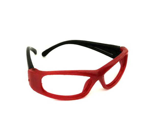 26502 Очки без стекла , пластик, А-001, 7 см , 1шт цв. к/ч