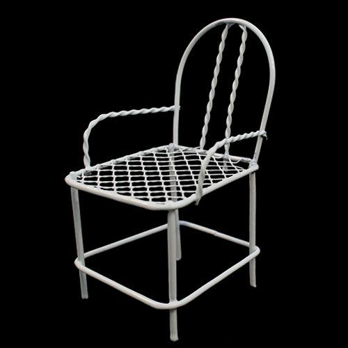 Металлическое мини-кресло 6, 5,5*5*9 см