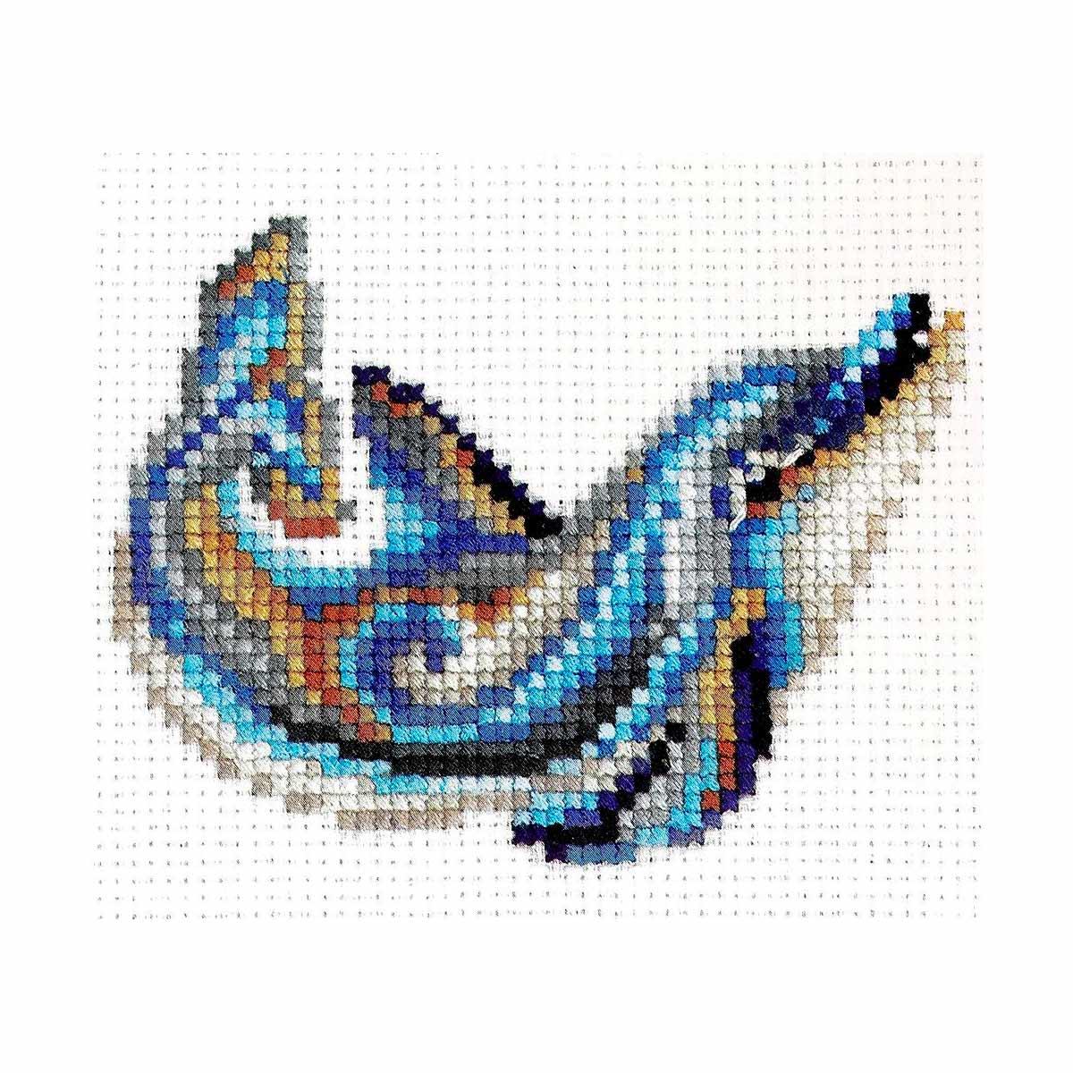 С-31 Набор для вышивания 'Статуэтки. Дельфин' 12*10см