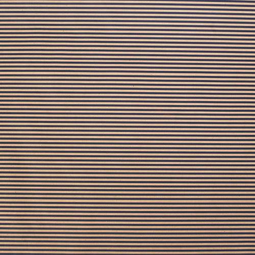 2771487 Бумага крафт «Морская полоска», 50 х 70 см