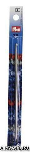 195137 Крючок с направляющей площадью, алюминий, 3,0 мм*14 см, Prym