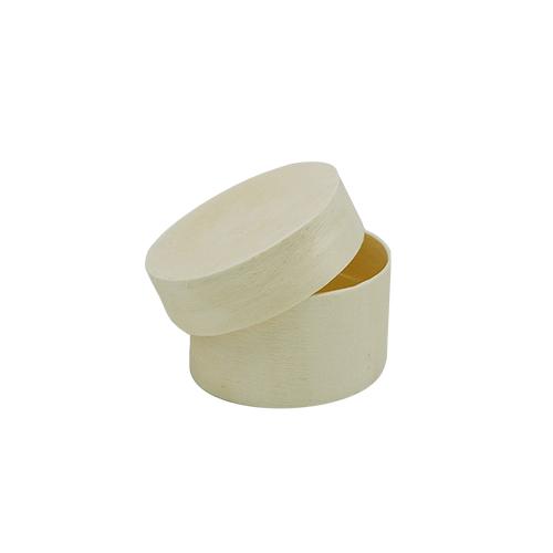 62003040 Деревянная шкатулка (круглая), 4,2*2,5 см, Glorex