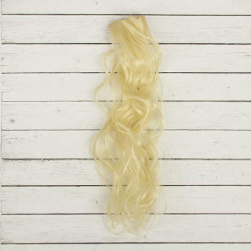 2294340 Трессы для кукол 'Кудри' длина волос 40 см, ширина 50 см, №613